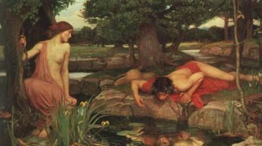 Echo_and_Narcissus_-_John_William_Waterhouse